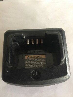 Motorola RDX Series RLN6175A Charger Without Power Supply