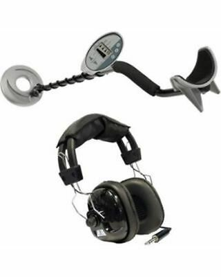 Bounty Hunter Discovery 1100 Metal Detector + Headphones For Gold/Coins/Relics