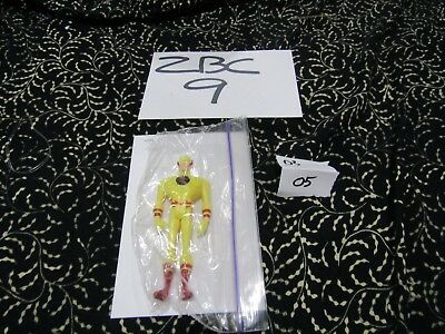 Justice League Unlimited JLU Loose Free Shipping Reverse Flash Zoom