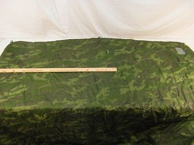 "WOOBIE US Military Woodland Pattern 63"" X 89"" Polyester Wet Weather Poncho Liner"