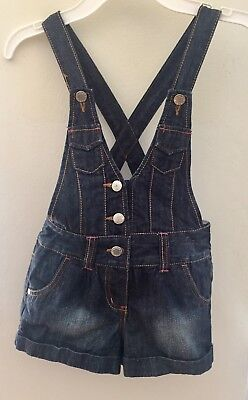 Girls Size 6 Target Overalls