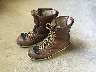 0a3cc1edeff DANNER POWER FOREMAN GTX 15200 Made In USA Size 8.5 EE Vintage look