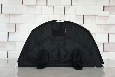 Professional Darkroom Camera Bag Large Format Camera Tent Bag 75cm*110cm*75cm