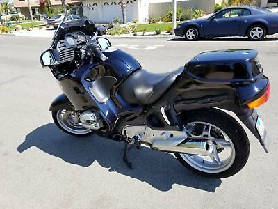 2003 BMW R-Series  BMW 1150 RT-P motorcycle clean title runs great!