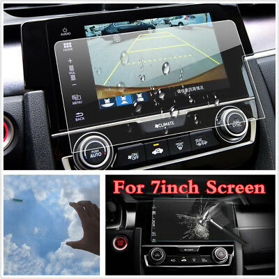 Universal 7inch Car DVD GPS Navigation Touch Clear Screen Protector Anti Scratch