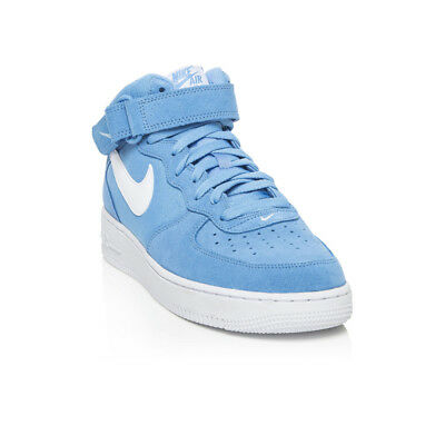 Nike - Air Force 1 07 Mid - University Blue/White
