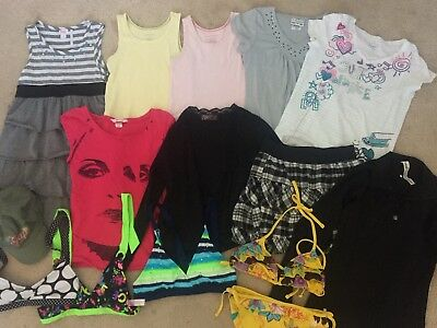 juniors girls clothing lot- Justice, Old Navy, H&M, Gap- size m, l, 10, 12, 14