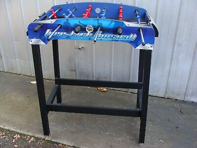 Foosball Table Football Soccer, Vgc Can Deliver