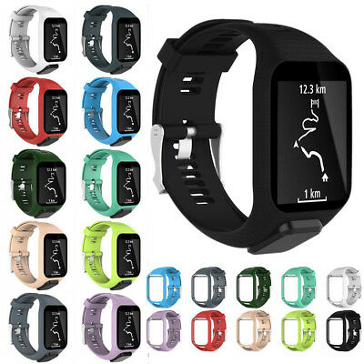 Candy Color Replacement Watch Strap Band for TomTom Spark 3 Runner 2 3 Happy
