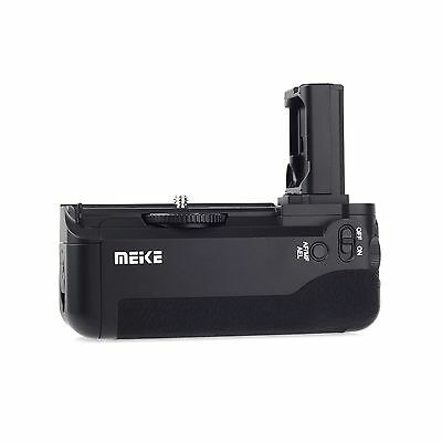 Meike VG-C1EM MK-A7 Vertical Multi-Power Battery Grip Holder for Sony A7 A7r A7s
