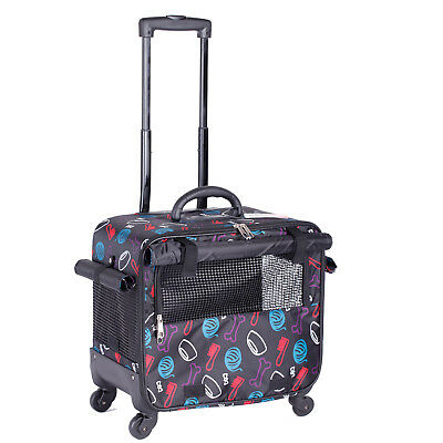 Pet  Carrier Chihuahua Dog Puppy Airline Cat  Stroller  Travel Case Stroller