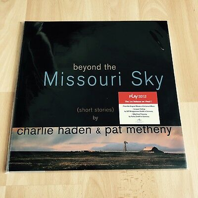 Charlie Haden & Pat Metheny Beyond The Missouri Sky 180g Vinyl 2-LP Verve Khiov