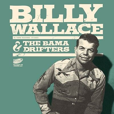 Billy Wallace & The Bama Drifters - What'll I Do - Rockabilly
