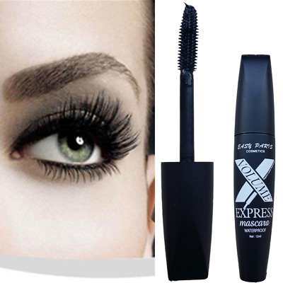 Mascara Max Volume 12Ml Waterproof Deluxe Nero Express Extension Makeup Curling