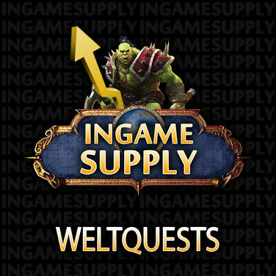 WoW Weltquests! WoW Dailies!  WoW Daily Quests! WoW Artefaktmacht! WoW Ruf!