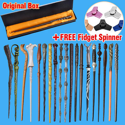 Harry Potter Magical Wand Figure Cosplay Props Hermione Voldemort Replica Toy UK