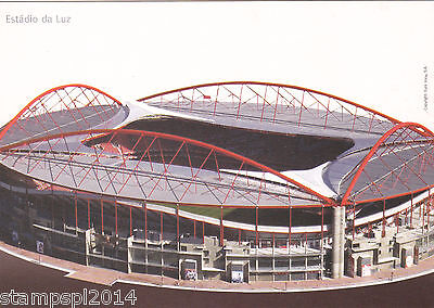 POSTCARD EURO 2004 ESTADIO da LUZ