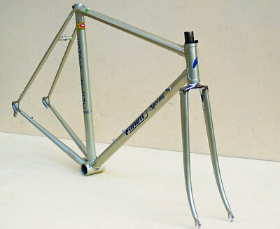 FANINI Special 70s steel frame with parts