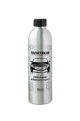 High Gloss Nano 9H Hydrophobic CERAMIC ARMOR COAT For Car Body Paint Protection