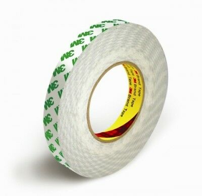 3M 9087 P 12mm x 50M Double-Sided Universal Tape