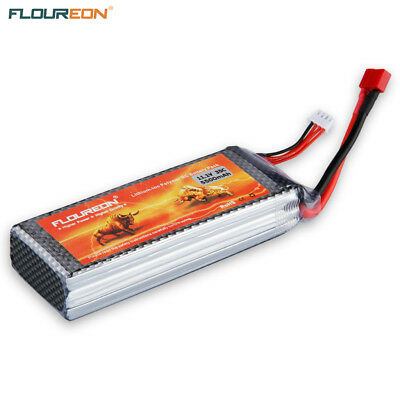 3S 35C 11.1V 5500mAh Lipo RC Battery Akku Deans for RC Helicopter RC Airplane RC