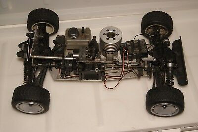 Kyosho Peugeot 405 Very Rare Vintage Rs200 Optima Mid No. 3014 Spares Or Repairs