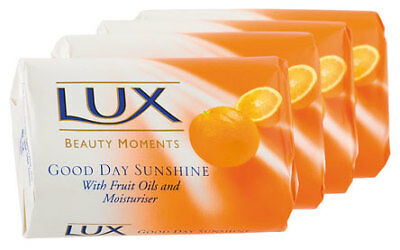 Lux Beauty Moments Good Day Sunshine, Seife, 4 Stück - 500 g