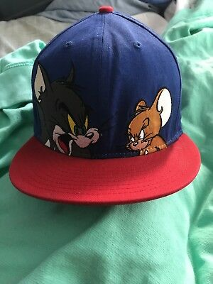 Tom And Jerry Snapback (Pre-own)