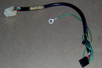 Mars MEI 250077006 REV. G6 Bill Validator Acceptor Harness Power Cable