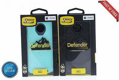 OtterBox DEFENDER SERIES Case With Holster for Moto Z2 Force