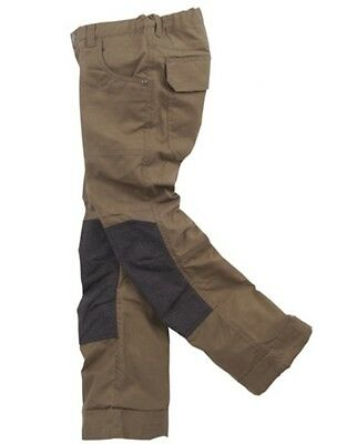 elkline kaltmeister - Warm Outdoor Trousers for Kids/Youth, Khaki