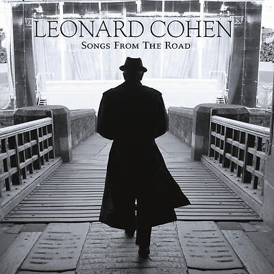 LEONARD COHEN ~ SONGS FROM THE ROAD ~ 2 x 180gm AUDIOPHILE VINYL LP ~ NEW/SEALED