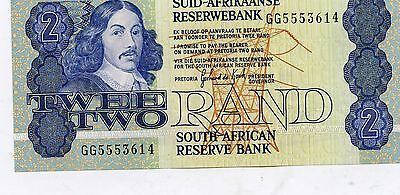 South Africa 2 Rand  Banknote 1979
