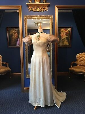 Stunning Period Dress Made For Tales Of Hoffmann, Beautiful Detailing!!