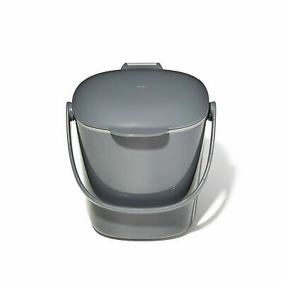 OXO Goodgrips Countertop Compost Waste Bin White or Charcoal