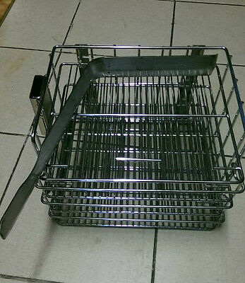 Fryer Basket for GAS Henny Penny Pressure Fryer with Handle