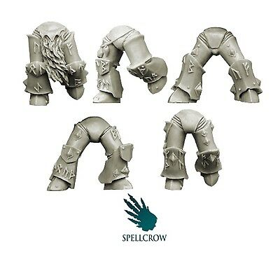 Spellcrow - Wolves Space Knight Legs