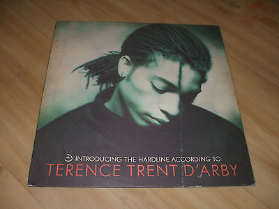 Terence Trent D'arby - Introducing The Hardline According To [Cbs]