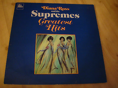 Diana Ross And The Supremes-Greatest Hits (Motown)