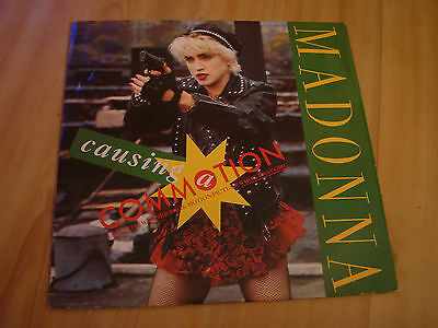 """Madonna - Causing A Commotion (Sire12"""")"""
