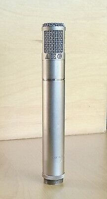 AKG C28c (C28A also available) vintage condenser mic