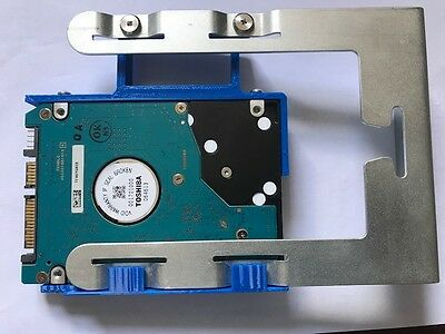 """Mac Pro Hd Drive Sled Adapter 3.5-2.5 For Ssd Or 2.5"""" H/drive Caddy,sled,tray"""