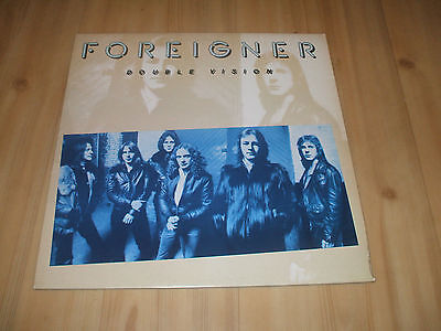Foreigner-Double Vision    [Atlantic]