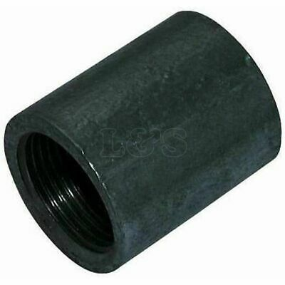 "Weldable Female Sockets, Black, Type 181, 3"" BSP"