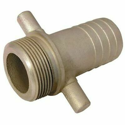 Water Hose Malleable Iron Coupling - Male - Size: 2""