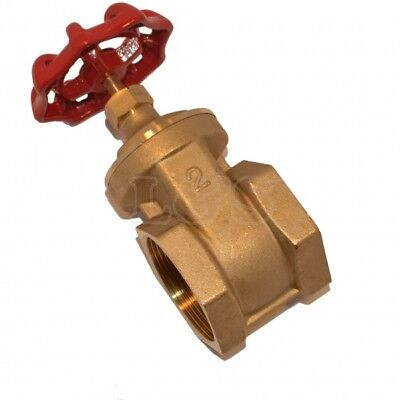 Brass Wheel Gate Valve 1.1/4""