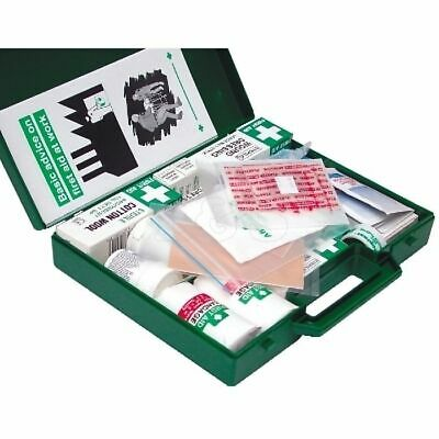First Aid Kit Size: Up to 10 People