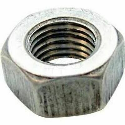 Metric Left Hand Threaded Nuts, Self Colour, Size: M24 - Sold Individually