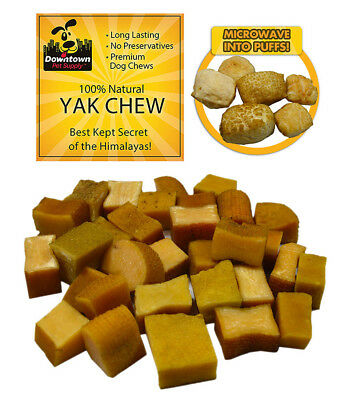 Himalayan Yak Dog Chew Nugget, Healthy 100% Natural Dog Treats