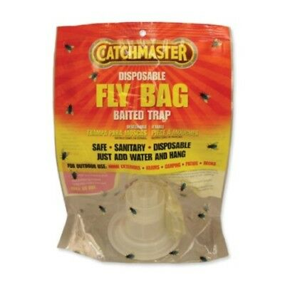CatchMaster 975-12 Disposable Fly Bag Trap (1 pk)